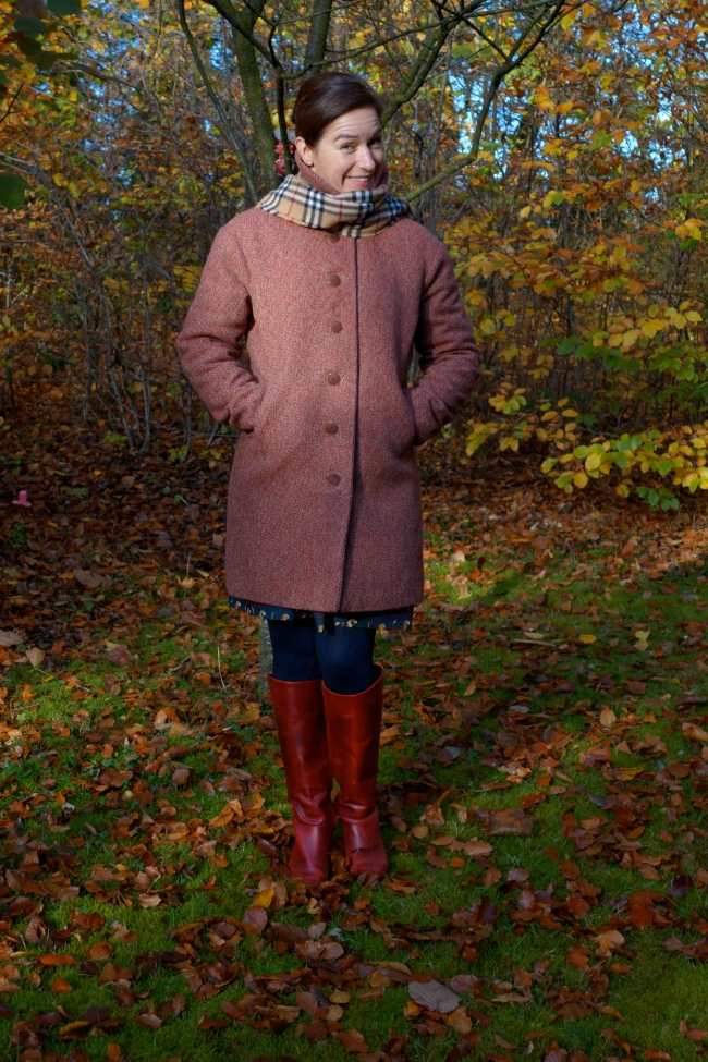 Mantel Ottobre Autumn Breeze
